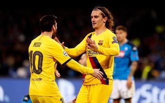 Nagy esélyt kapott a Barcelonától a Napoli