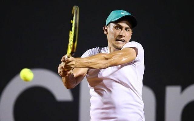 Az elődöntő lesz a tét Balázs Attila pénteki meccsén. - Fotó: ATP