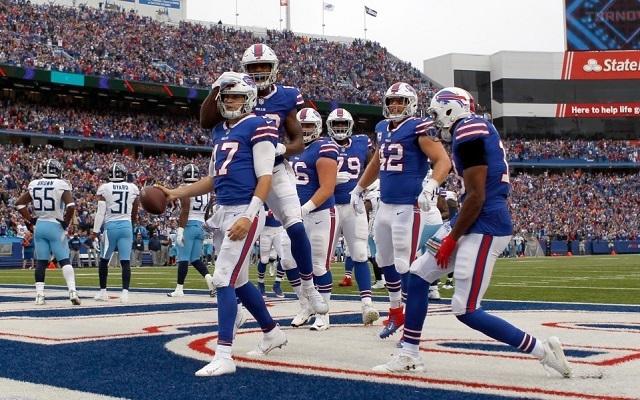 A Buffalo letaszíthatja a trónról a New Englandet. - Fotó: NFL