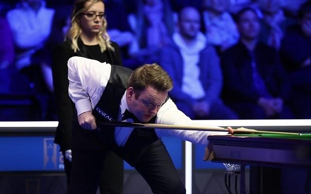 Jó évet fut Shaun Murphy. - Fotó: WorldSnooker