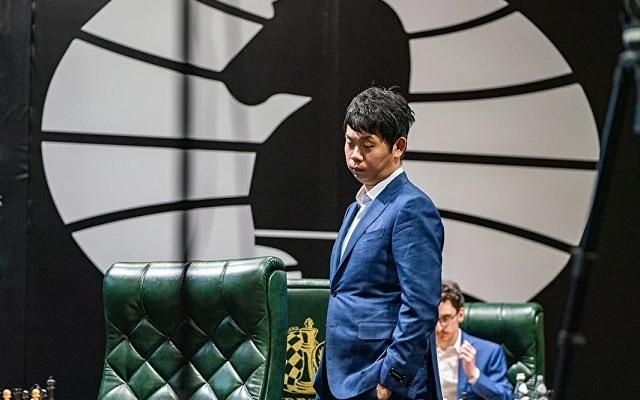Wang másodszor is legyőzheti honfitársát. - Fotó: chess24.com