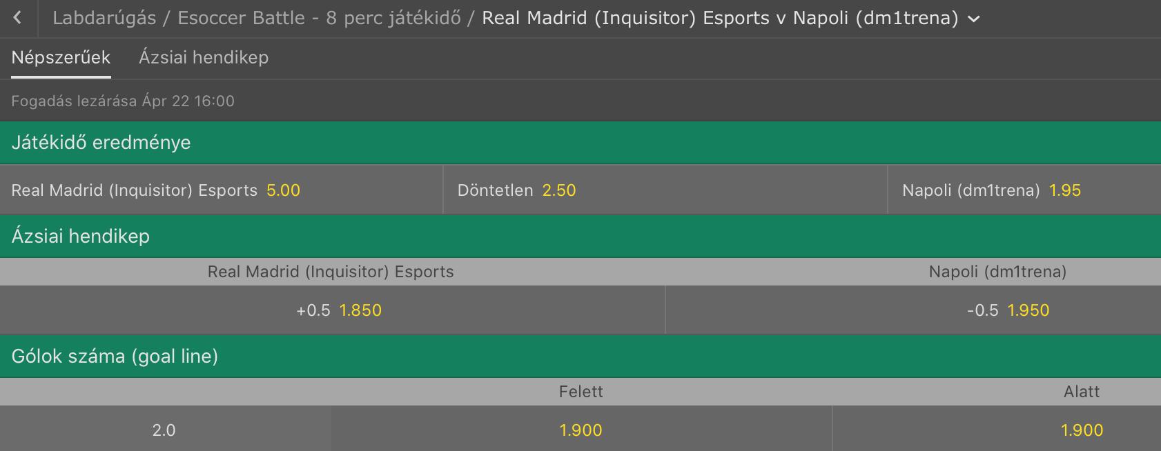 FIFA-piac a bet365-ön.