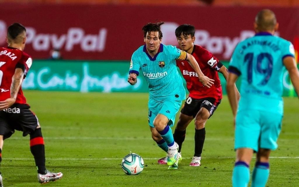 Messi góljára komoly esély van, mindössze 1,44-es szorzóért fogadhatunk rá a Bet365-nél / Fotó: FC Barcelona facebook
