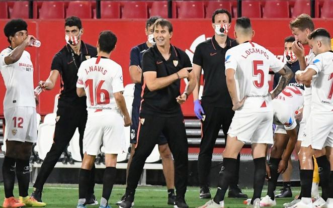 Szépen feljavult a csapat a spanyol mester irányításával. Fotó: Archív
