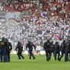 Ilyen az igazi magyaros focibunda - benntartották a Debrecent