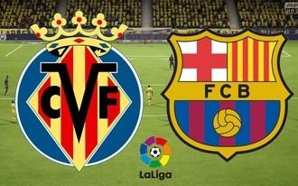 Félidős és hendikepes tippek a Villarreal-Barcára