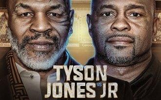 Itt vannak az első szorzók Mike Tyson visszatérésére