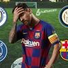 Messi elhagyja a Barcát? Játszd meg az új csapatát!