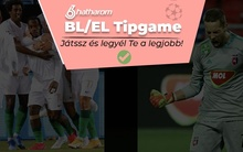 Teszteld tudásodat a rájátszásban, itt az újabb BL/EL Tippjáték!