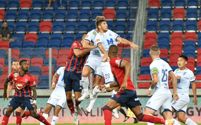 A Puskás ezúttal hazai pályán játszik. - Fotó: pfla.hu
