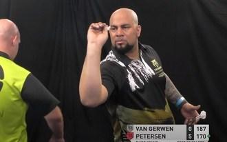 Tűzijátékot rendezhet Van Gerwen és Petersen - tippek a WGP 3. játéknapjára!