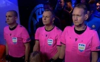 Vajszívű játékvezető dirigálja a magyar-izlandi meccset