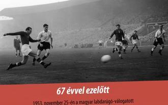 """""""A futball új felfogása"""" - így győztük le Angliát 'Az évszázad mérkőzésén'"""