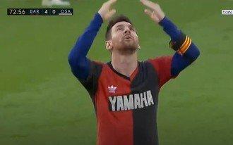 Lionel Messi megtette, amit megkövetelt a haza - 82 egység profit jött a Logibeten!