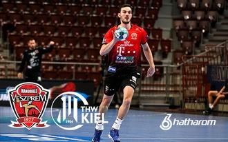 Játékos-gólokra fogadnánk a Kiel-Veszprém elődöntőn