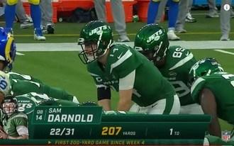 Az NFL történetének egyik legnagyobb csodáját láthattuk