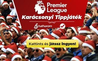 Tippelj ingyen a Premier League karácsonyi fordulójára és nyerj!