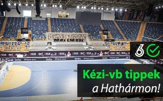 A horvátok és a dánok meccseivel nyernénk - napi tippek a vb-re
