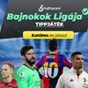 Folytatódik a Bajnokok Ligája Tippjáték - nyerj 10.000 forintot!