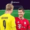 Elég kézenfekvő ez a tipp a Bayern-Dortmundon