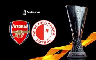 Akár az Arsenalt is meglepheti a Slavia