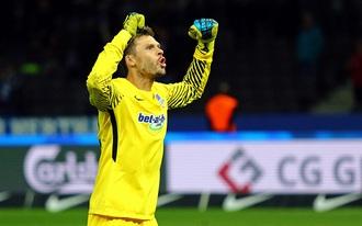 Újabb nehéz meccsen szerezhet pontot a Hertha
