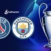Duplázós tippünk van a PSG-Manchester Cityre