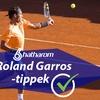 Meghiúsul a Djokovics - Nadal álomelődöntő a Roland Garroson?