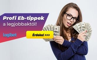 Különleges Eb-csomag a Logibeten - kaszálj válogatott tippekkel napi 160 forintért!