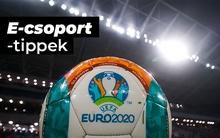 Ami fix, hogy a szlovákok labdába sem rúghatnak - tippek, elemzések az E-csoportról