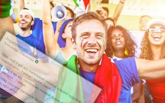 EURO 2020: 29-szeres pénzt fizet a bet365 szakértői csapatának tippsora az Eb nyitómeccsére