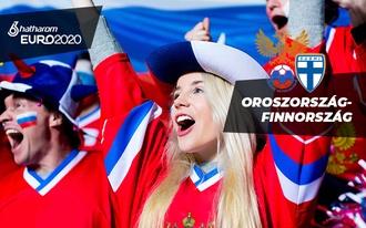 Egy overrel és egy underrel támadunk a finn-orosz meccsen
