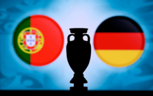 Van még egy erős tippünk a portugál-németre!