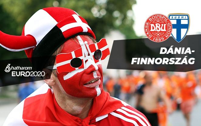 EURO 2020: Kemény küzdelem várható a skandináv rangadón