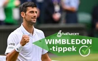 Djokovics hatodszor vagy Berrettini először? - tipp a wimbledoni férfi döntőre