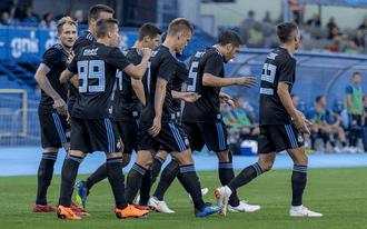 Ázsiai hendikepes tippünk van a Dinamo meccsére