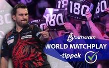 Két erős tippel nyitjuk a World Matchplay-t