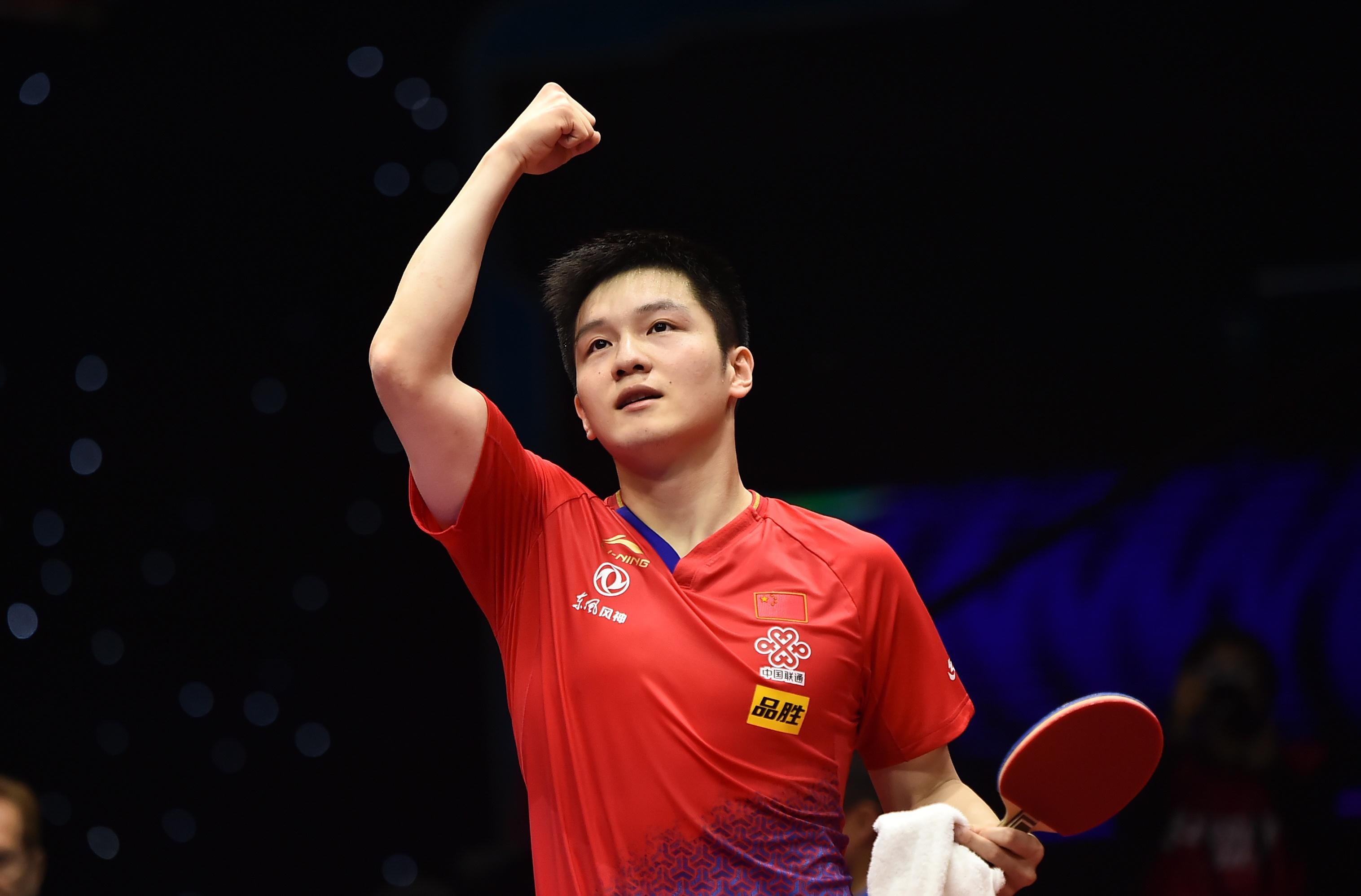 Fan Zhendong az esélyese a döntőnek // depositphotos.com
