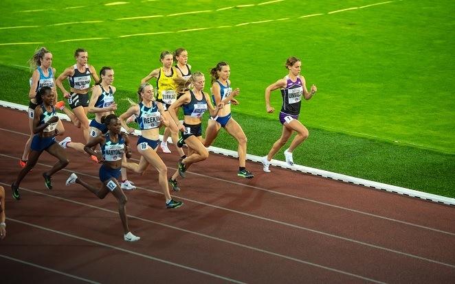 Izgalmas csatát ígér a női 1500 döntője. - Fotó: Depositphotos