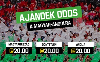 Érdekel egy kihagyhatatlan ajánlat a Magyarország-Anglia meccsre?