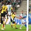 Kiütéses Fradi-vereség is benne van a pakliban - oddsok a Leverkusen ellen