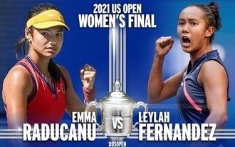 Ezt a tippet eszeltük ki a tinik US Open-döntőjére