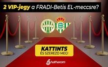 Így nézheted a Fradi-Betist a Groupama VIP-páholyából! Ne maradj le!
