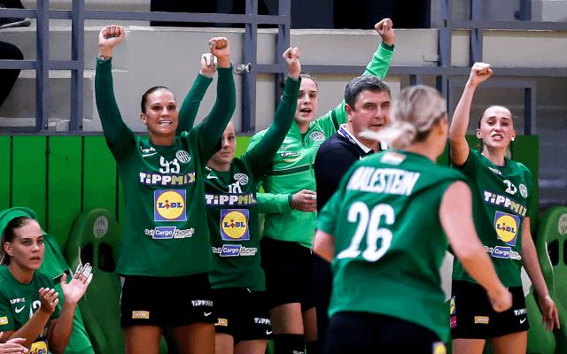 Kötelező győzelem előtt a Ferencváros. - Fotó: fradi.hu