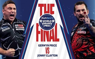 Ki nyeri a walesi csúcsrangadót? - tipp a Price - Clayton döntőre