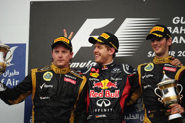 A Lotus ismét a futamon remekelne, a Red Bull viszont most időmérős tempófölényében bízhat - Fotó: AFP