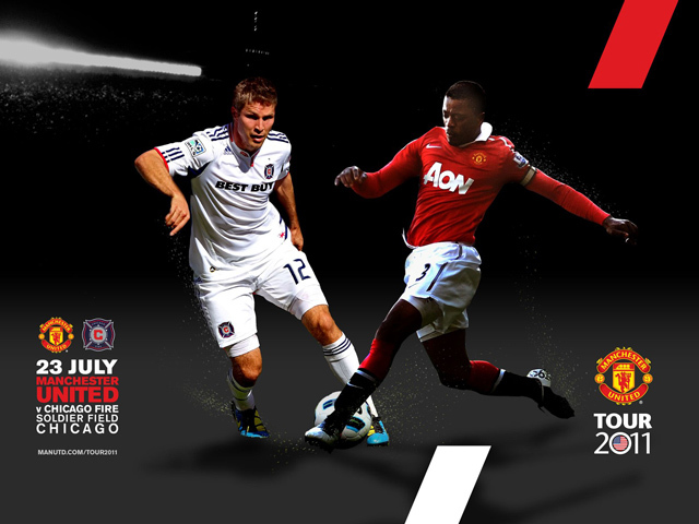 Manchester United - Chicago Fire