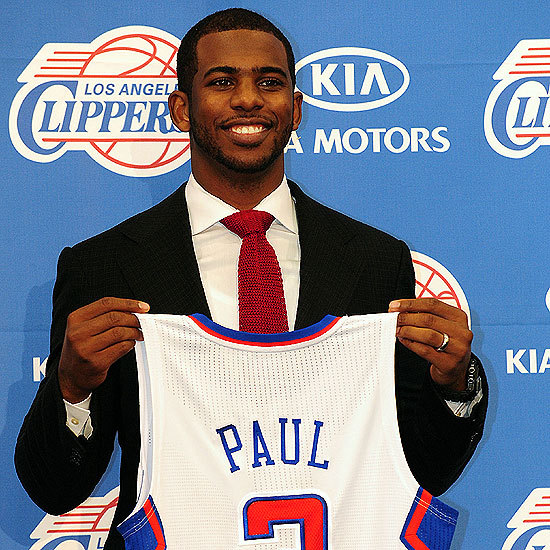 Chris Paul a Los Angeles Clippers játékosa lett