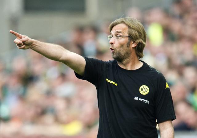 Jürgen Kloppot még sokáig edzőként szeretnék látni Dortmundban - Fotó: AFP