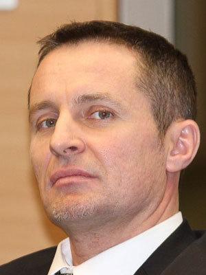 Regényi Tamás, az evezősök elnöke
